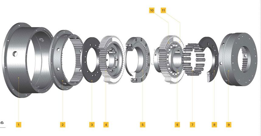 液压离合器工作原理组成图片