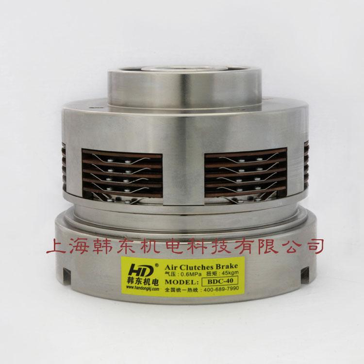 气动离合器制动器组合(法兰型)